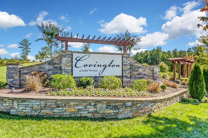Covington at Lake Norman by Eastwood Homes