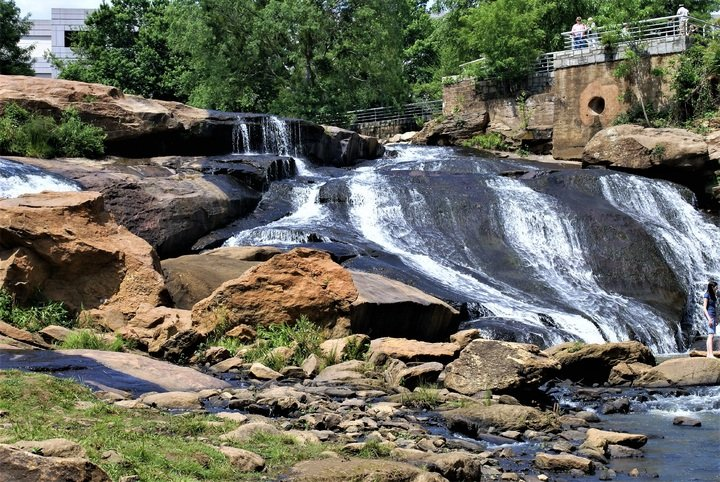 Outdoor Fun: Falls Park Downtown/ Swamp Rabbit Trail