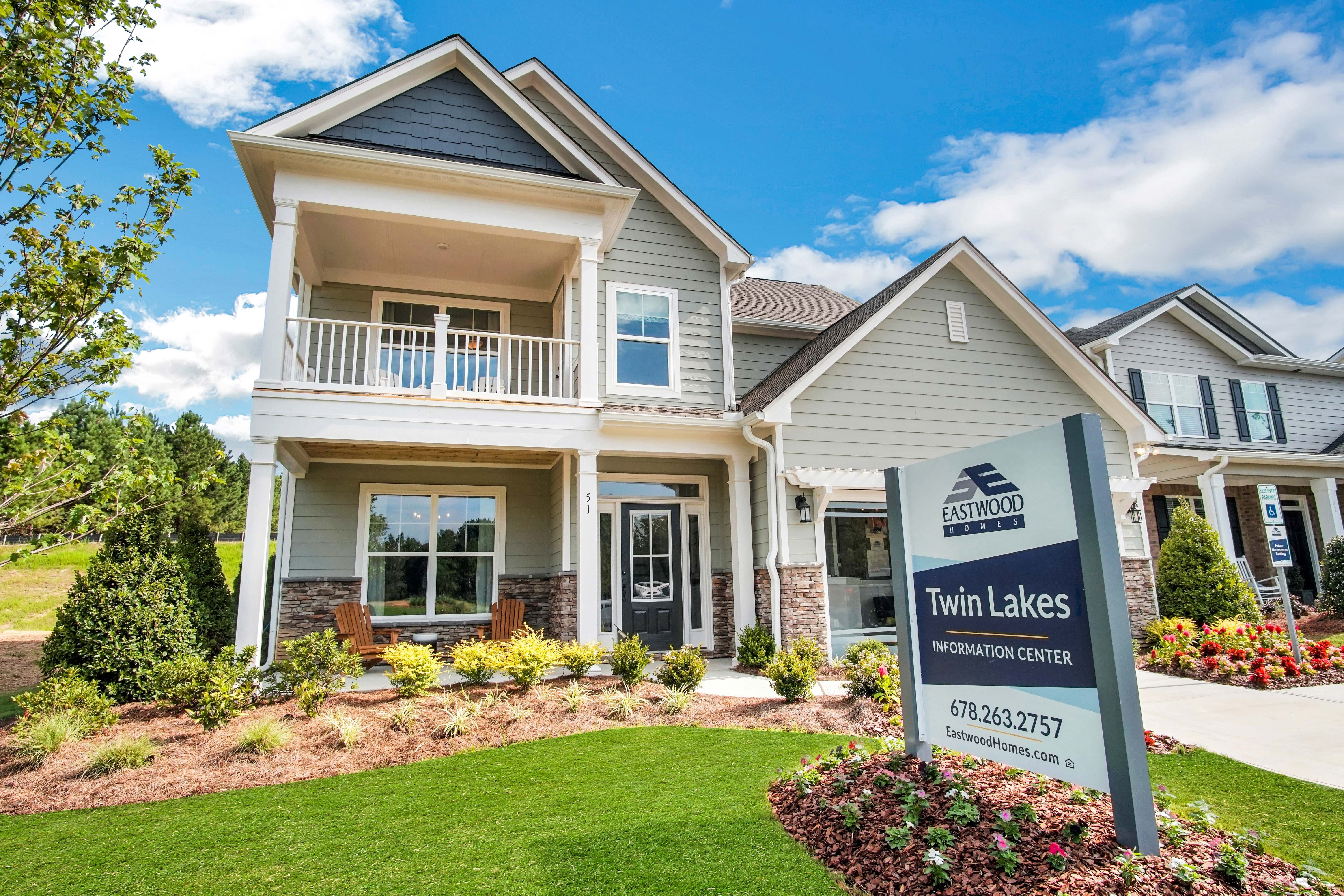 Cypress Model at Twin Lakes in Hoschton, GA