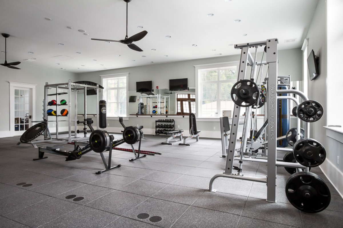 Landings at Sweetwater Weight Room