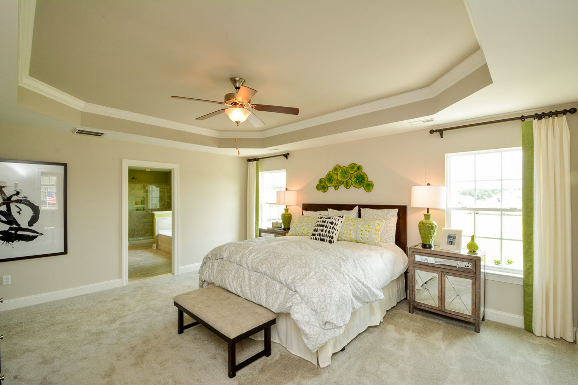 Charleston Owner's Bedroom