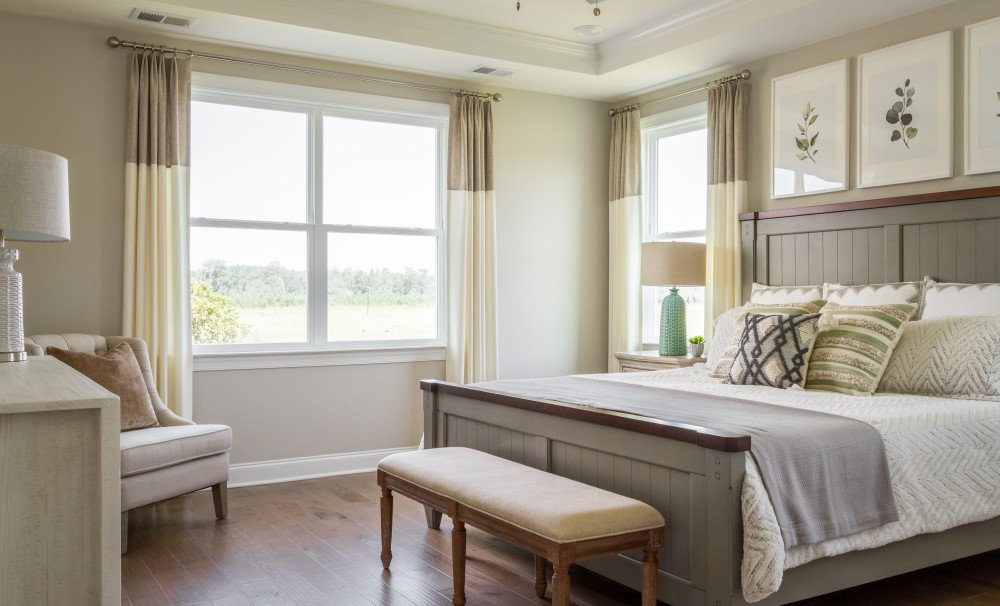 Raleigh Master Bedroom