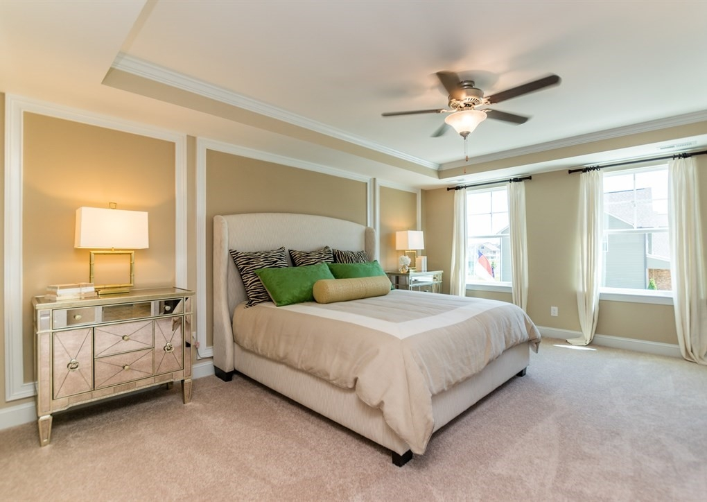 Arlington Owner's Bedroom