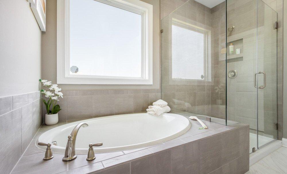 Raleigh Master Bath