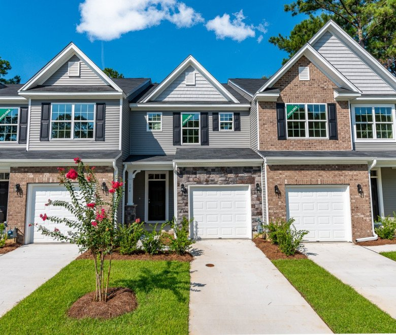 Durham at Wynfield Forest Townhomes