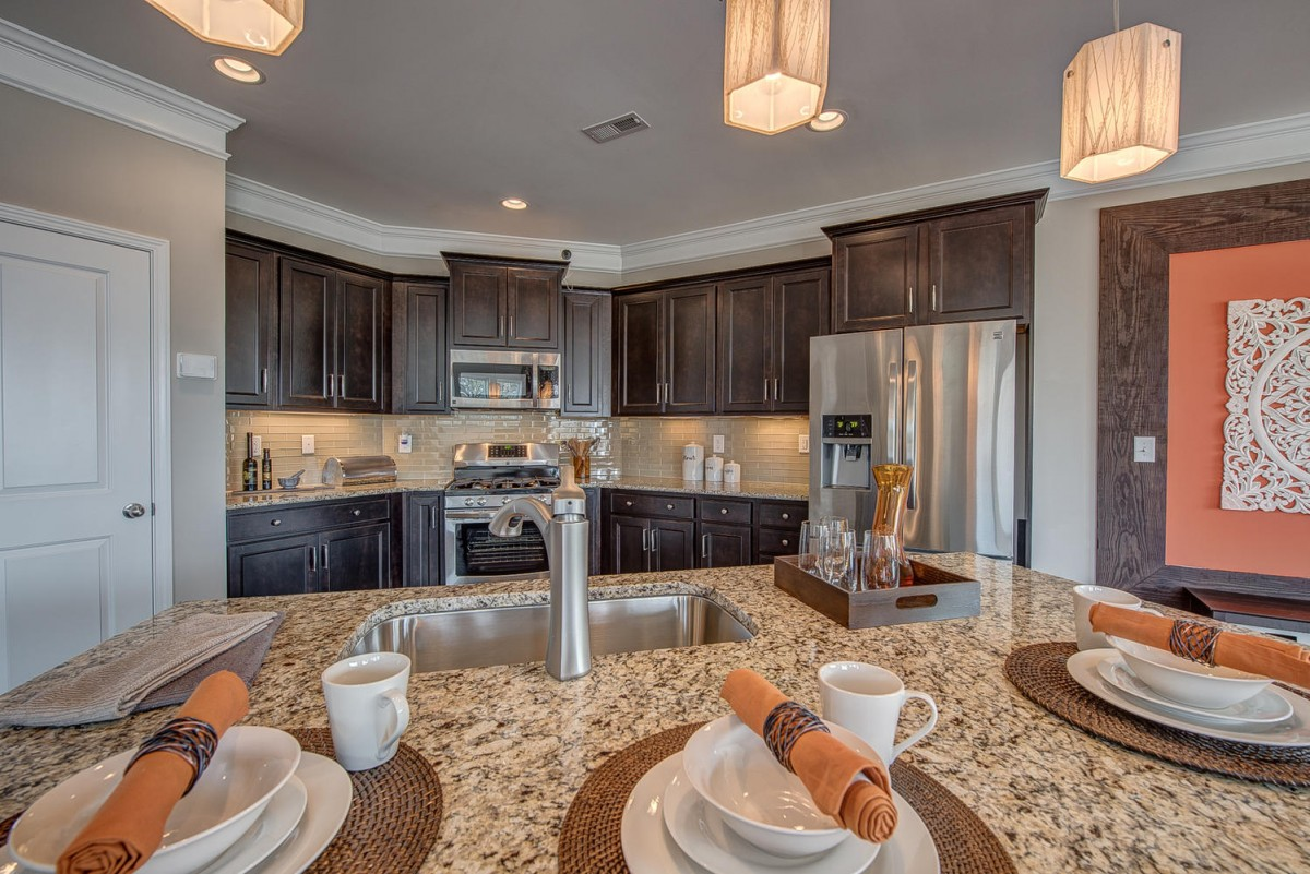 Norman Townhome Kitchen