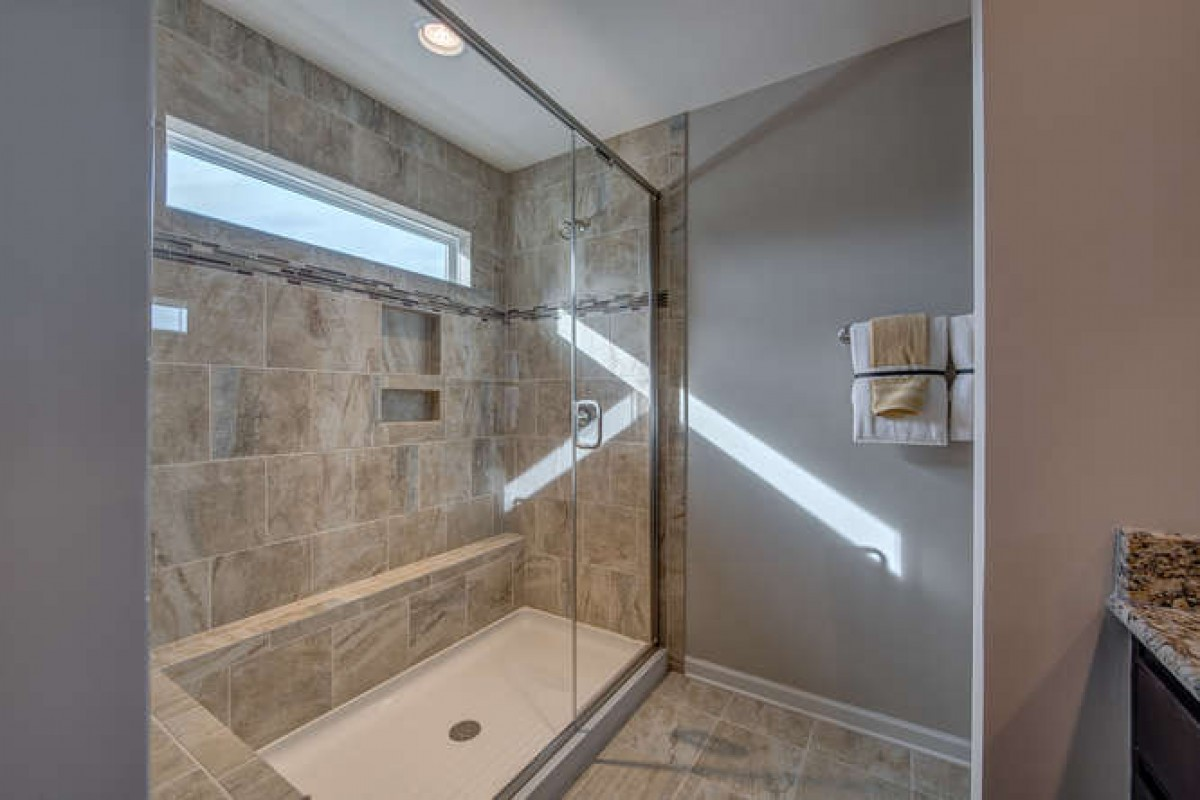 Norman Master Bathroom