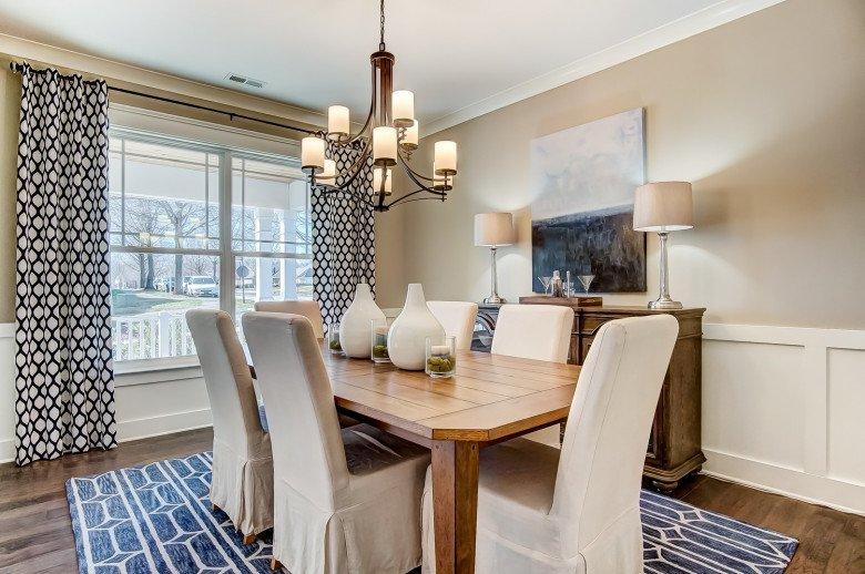 Atherton Dining Room