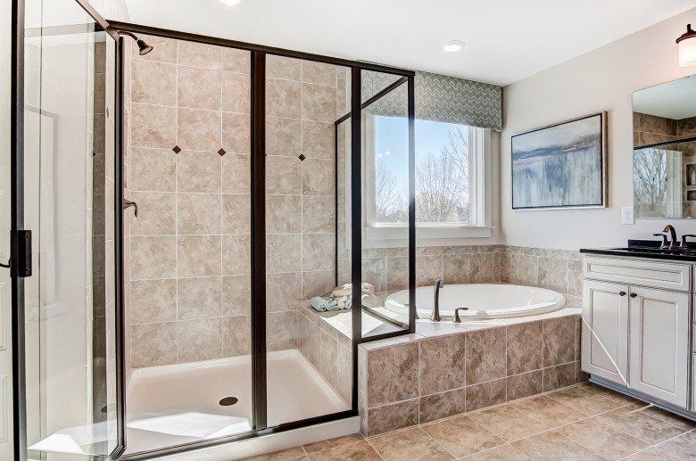Atherton Master Bath