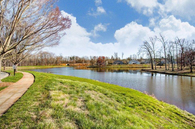 Kinderton Pond