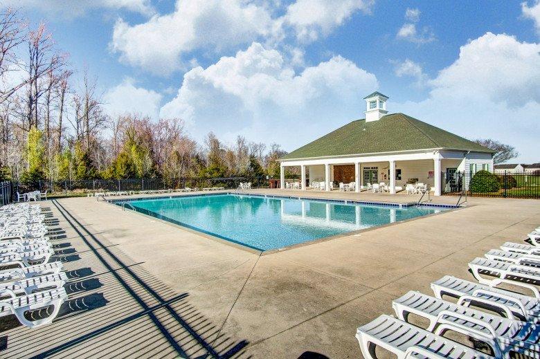 Kinderton Pool
