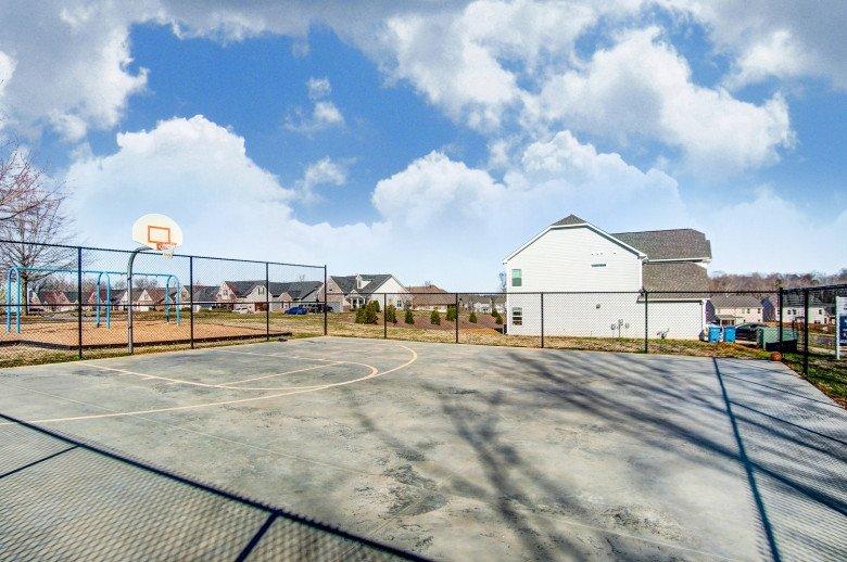 Kinderton Basketball