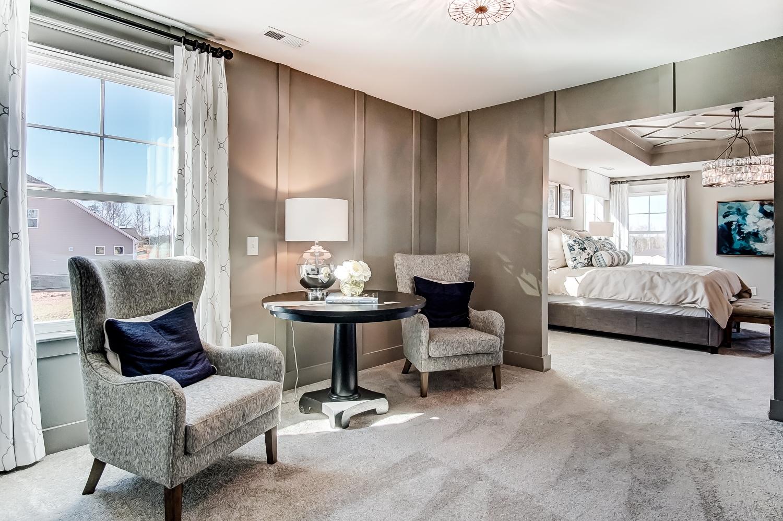 Davidson Owner's Bedroom Sitting Area