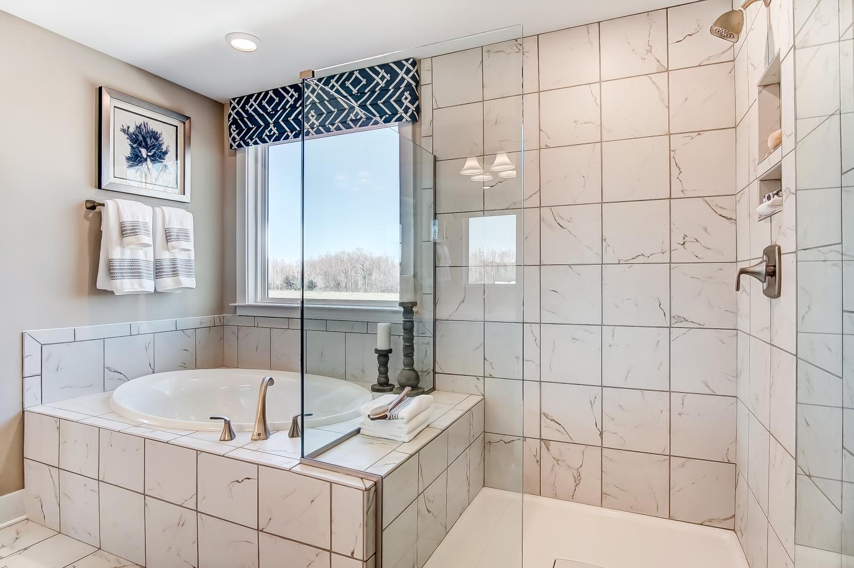 Davidson Owner's Bath