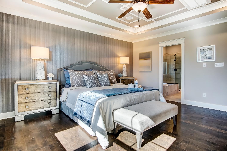 Raleigh II Owner's Bedroom