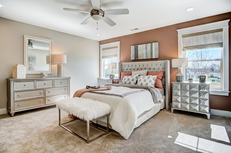 Raleigh II Bedroom