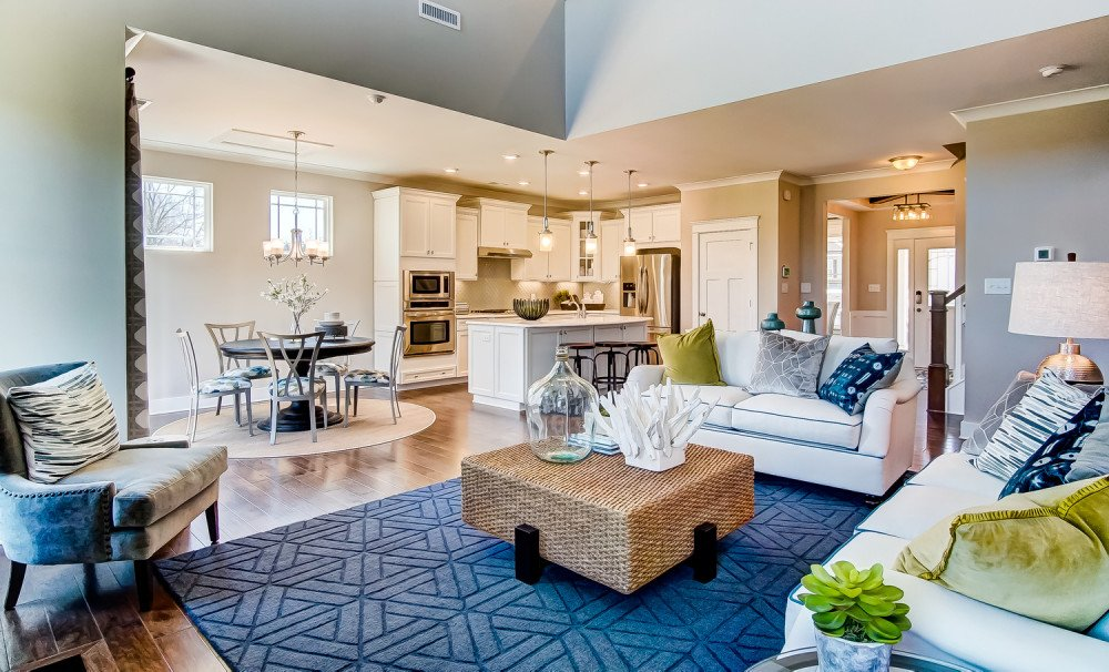 Raleigh Family Room