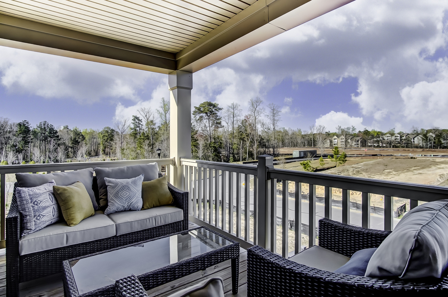 Cypress III Upstairs Porch.2