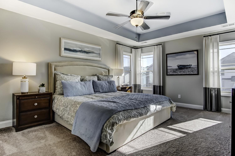Cypress III Master Bedroom