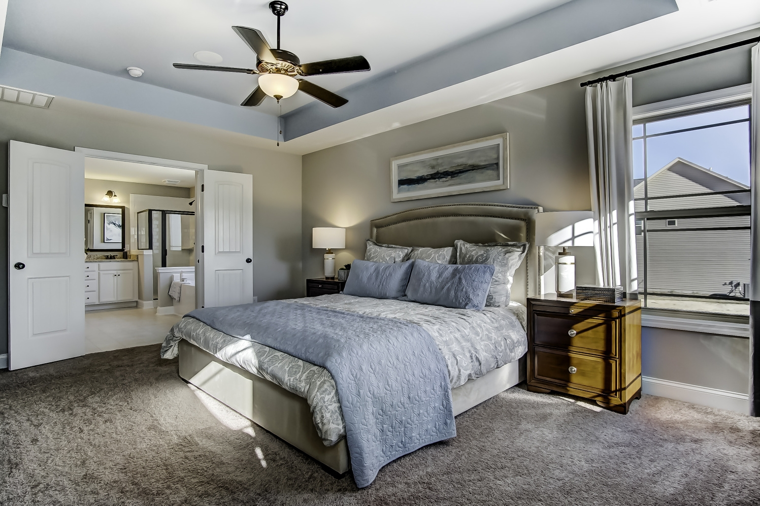 Cypress III Master Bedroom.2