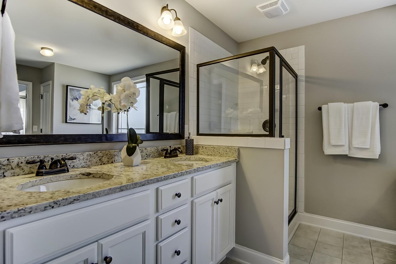 Cypress III Master Bathroom