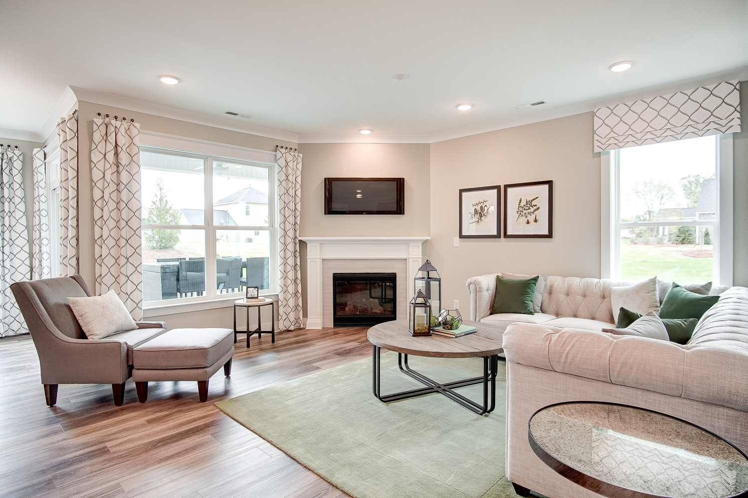 Fenwick Family Room