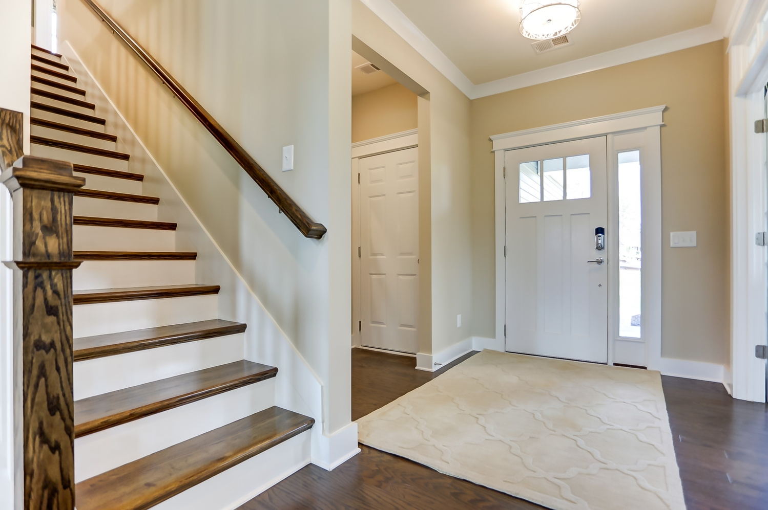 Raleigh Staircase