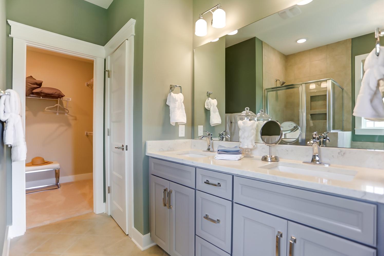 Raleigh Master Bathroom