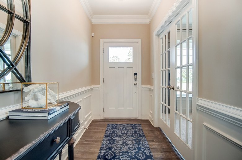 Davidson Entry Foyer
