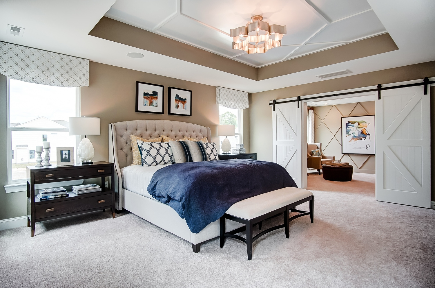 Davidson Owner's Bedroom