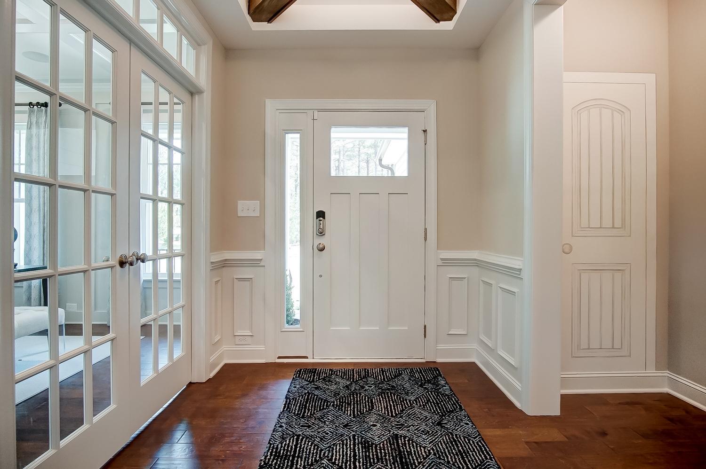 Raleigh Entry Foyer