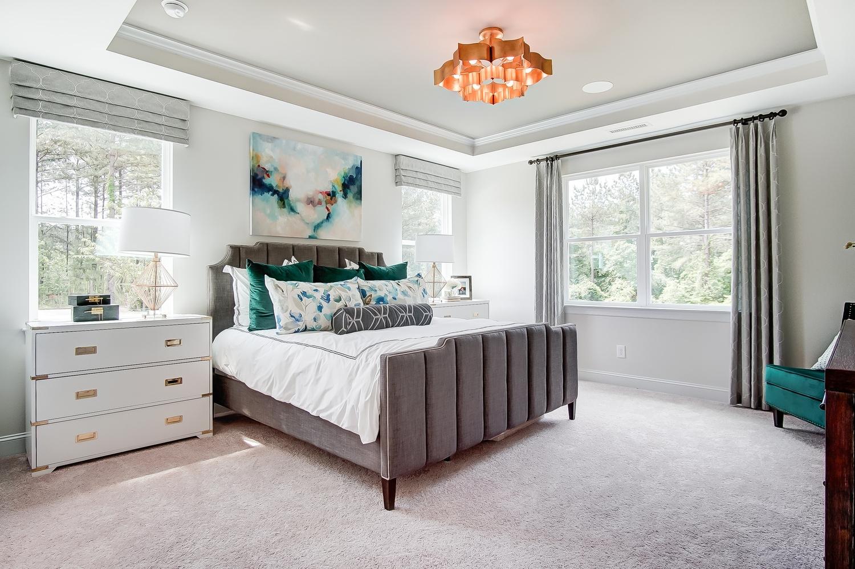 Raleigh Master Bedroom
