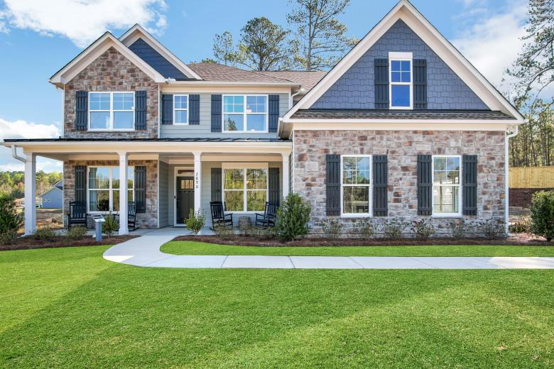 Charleston Model Exterior