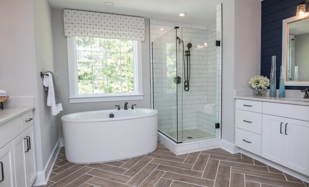 Roanoke Master Bath