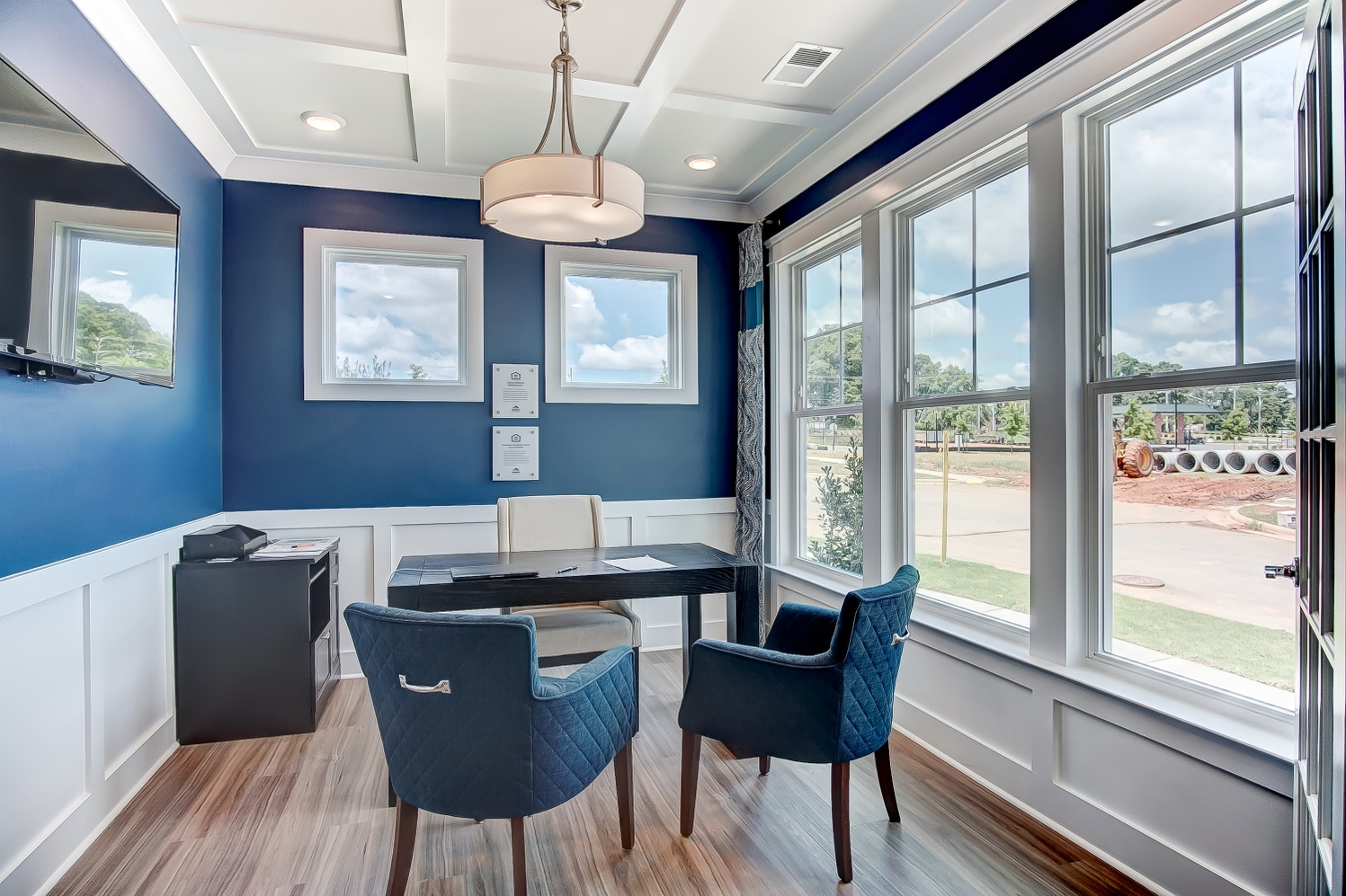 Cambridge Townhome Office