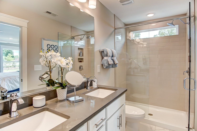 Cambridge Townhome Master Bathroom