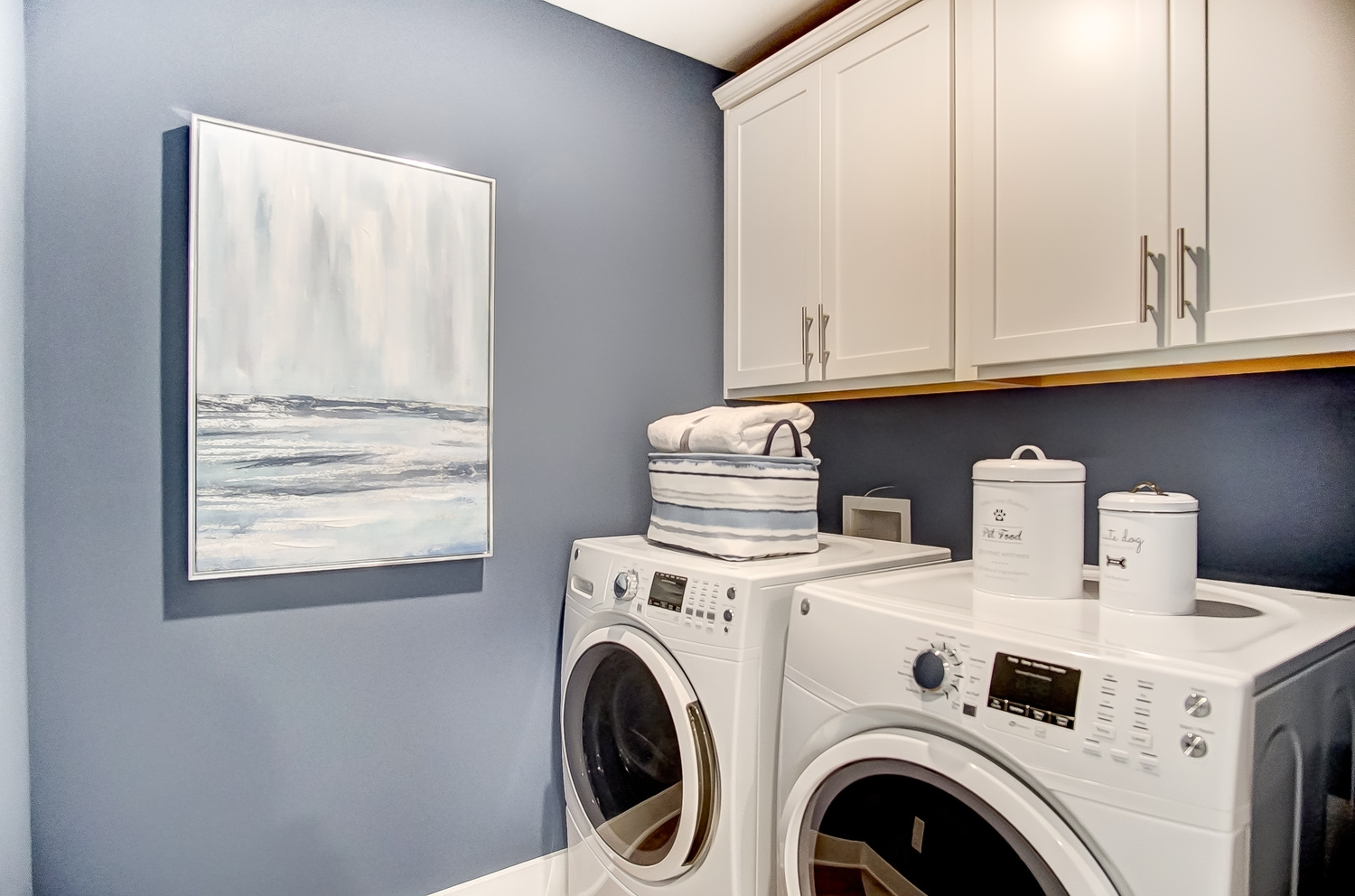 Cambridge Townhome Laundry Room