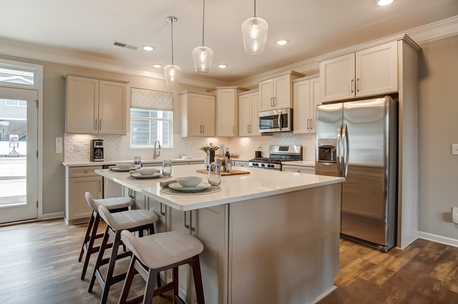 Kensington Townhome Kitchen