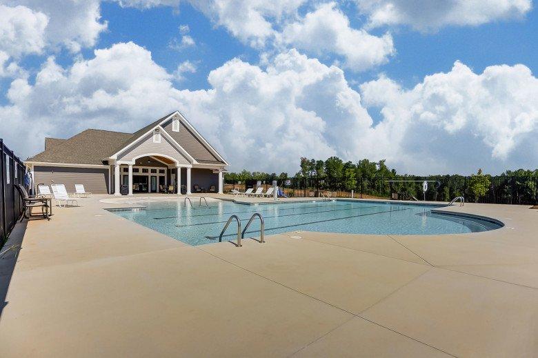 Robinson Oaks Pool