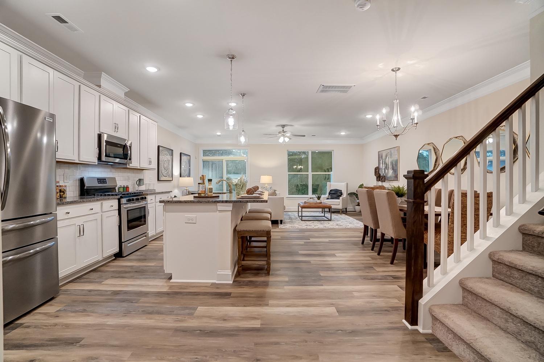 Ashland Kitchen and Family Room
