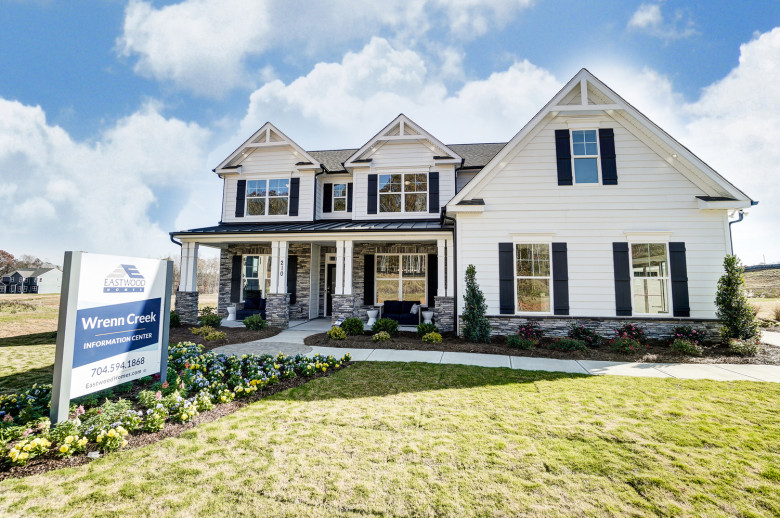 Wrenn Creek Model Home