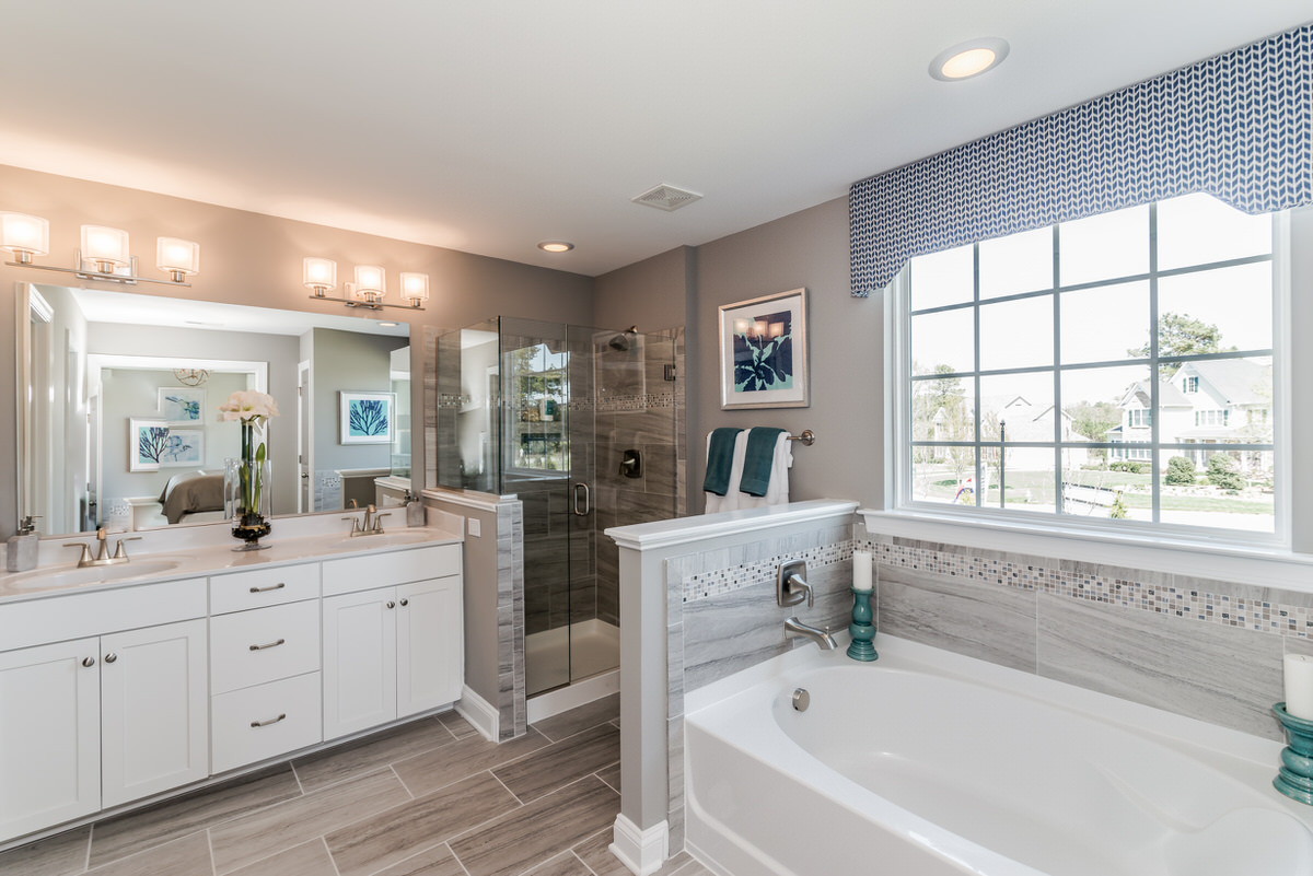 Cypress Owner's Bathroom