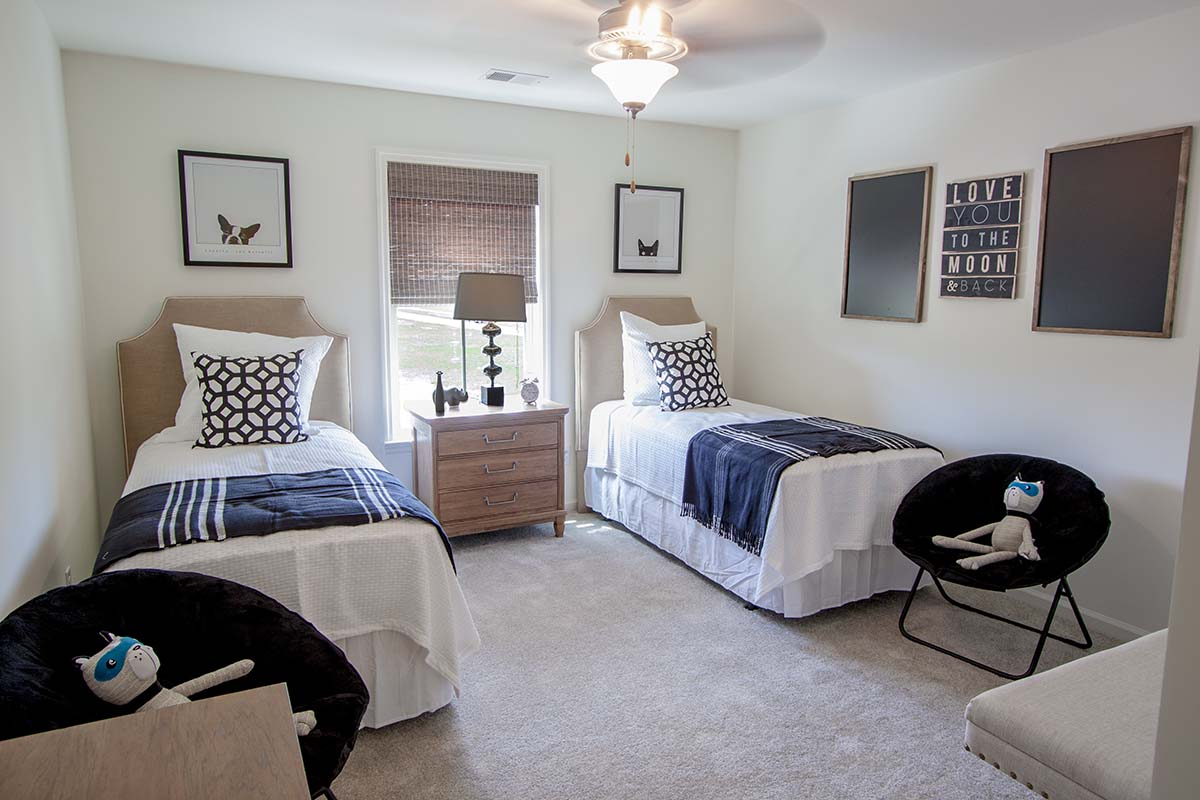 The Bluffton Bedroom