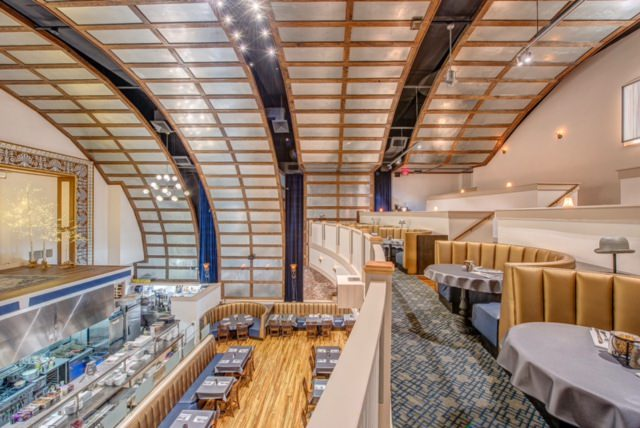 Gastonia Restaurant Interior