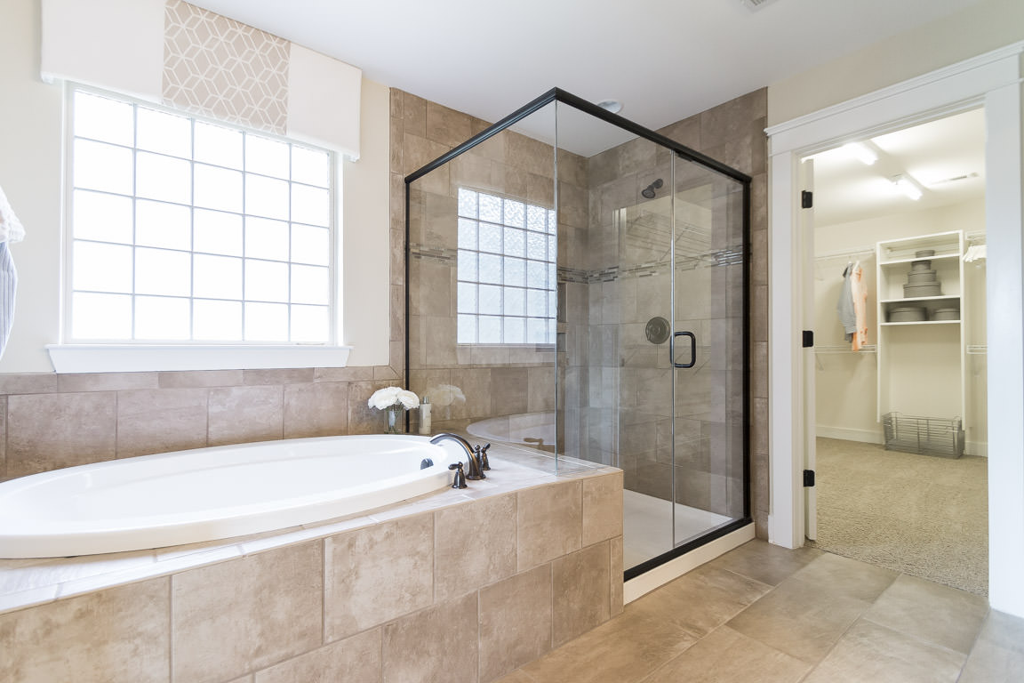 Davidson Master Bathroom