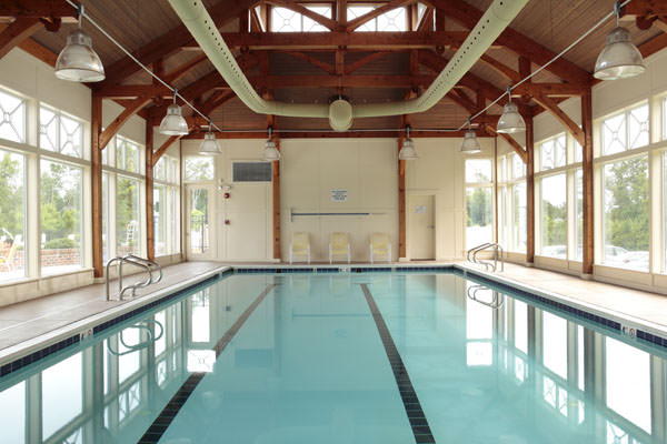 Fox Creek Indoor Pool