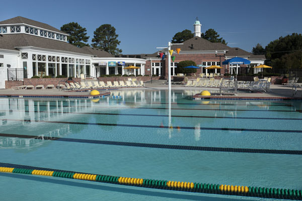 FoxCreek Pool