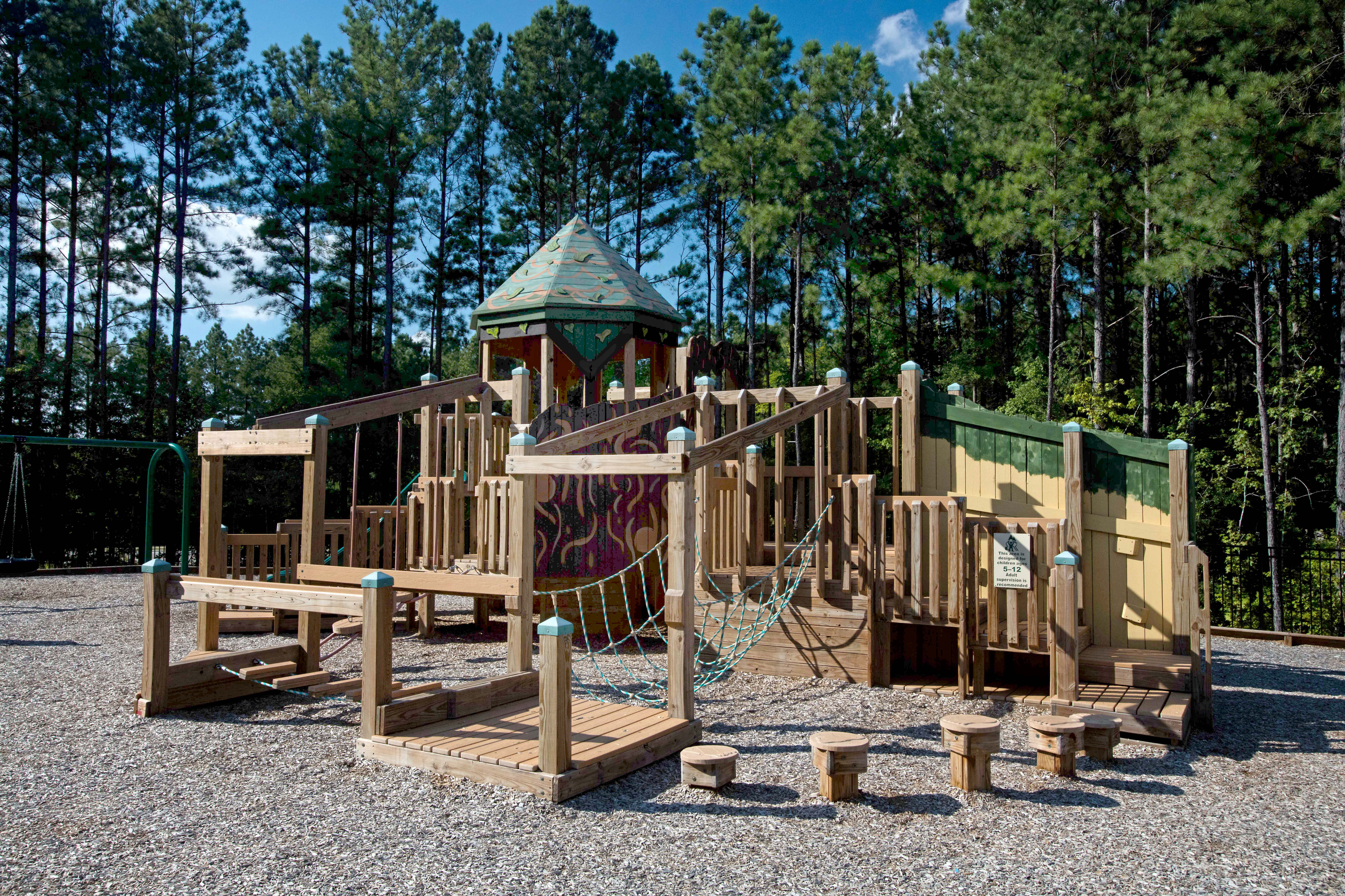 Harpers Mill Playground