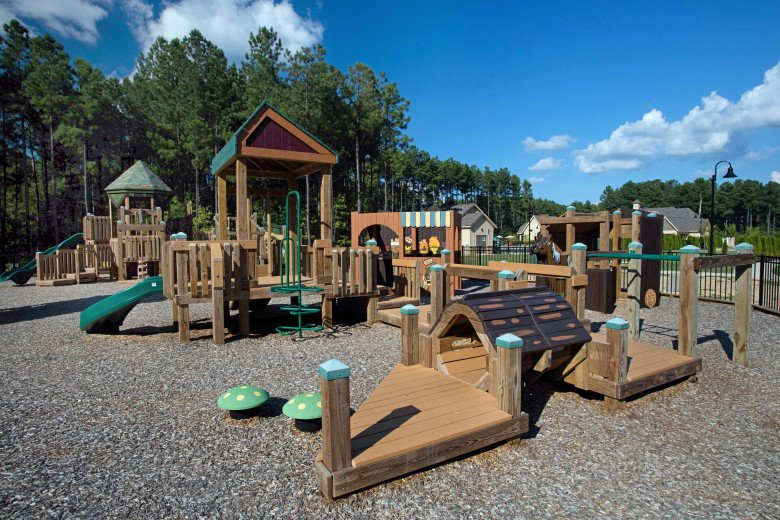 Harpers Mill Playground