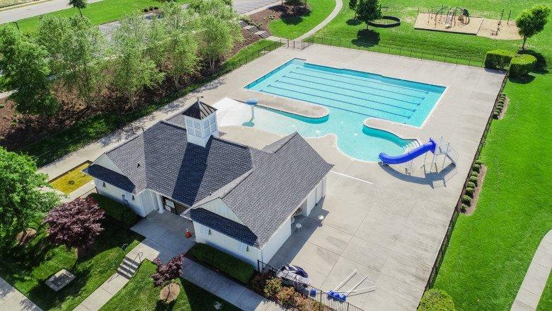 Meadowville Landing Pool